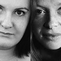 Oriane Messina & Fay Rusling